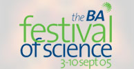 The BA Festival of Science