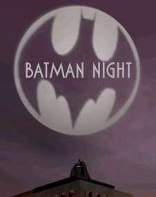 Batman Night at the Sci-Fi Club