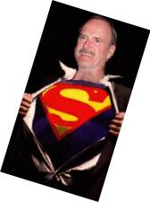Cleese writes Man of Steel