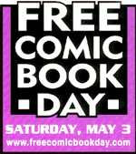 Free Comic Book Day - 3rd May 2003