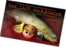 THE LAST HARBINGER named  'AUDIO COMEDY OF THE YEAR' by HOT PRESS Magazine.