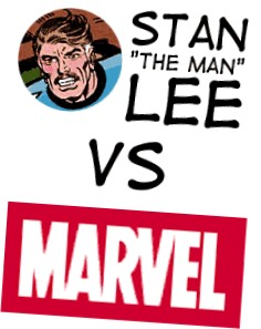 Stan Lee vs Marvel Comics