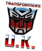 Transformers UK Returns!